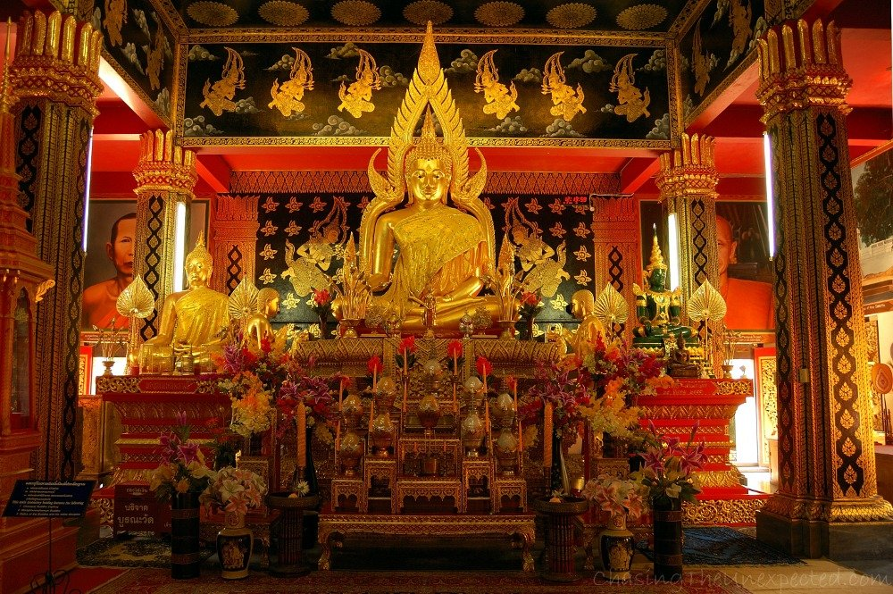 a personal account of a christian visiting a buddhist temple I was raised christian and converted to judaism then hinduism after experimenting with differant beliefs along the way i never formally became a buddhist mainly because i couldnt get my head around a world without god, but i have a lot of respect for buddhism and the lessons it taught me , which has.