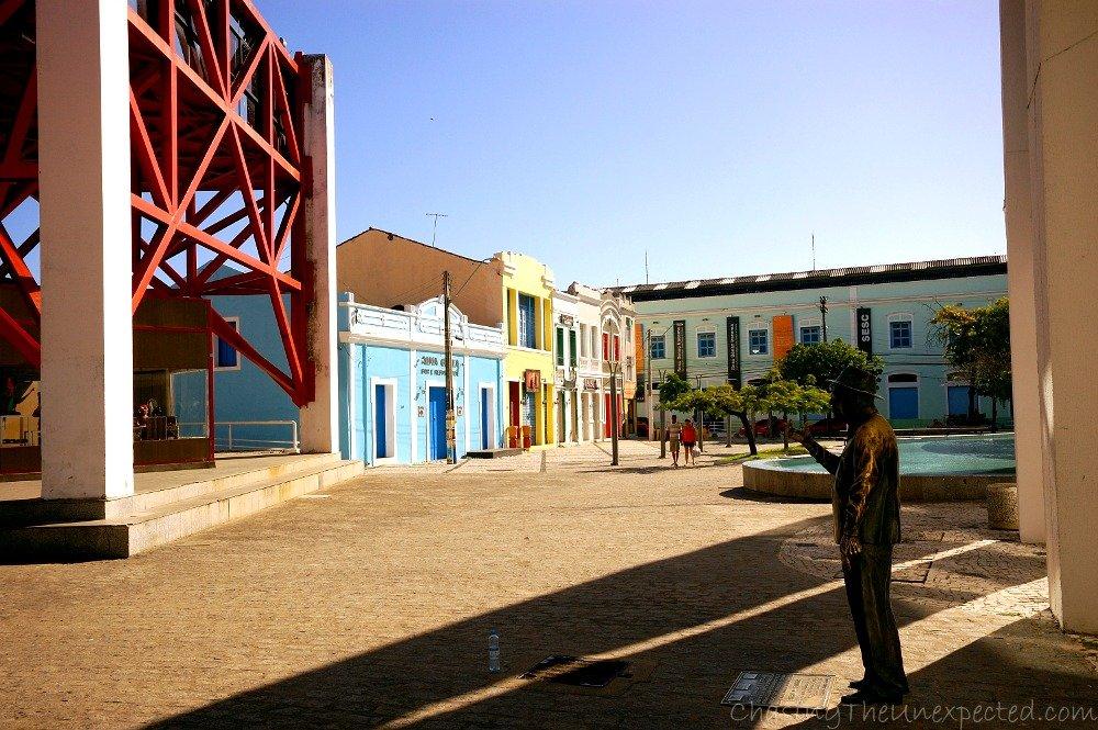 Entrance of Dragao do Mar