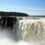Mighty Iguazu Waterfalls, a photo journey
