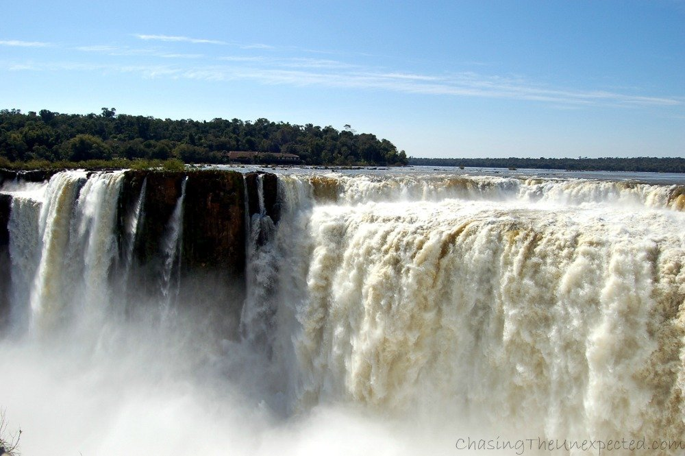 Mighty Iguazu Waterfalls, a photo journey