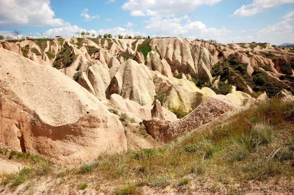 rose valley cappadocia turkey