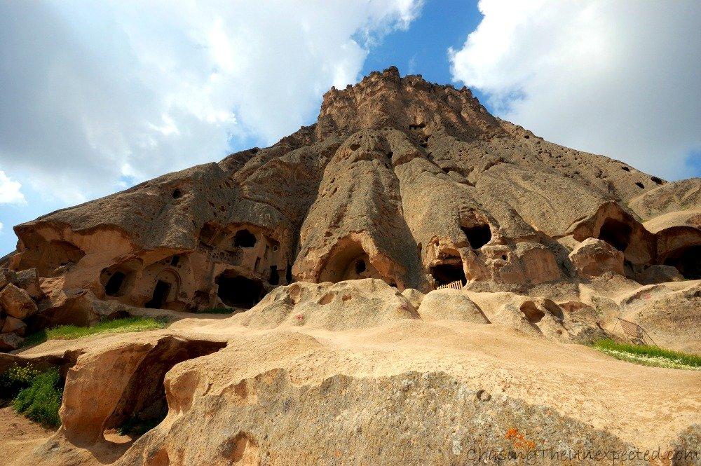 Selime monastery entrance