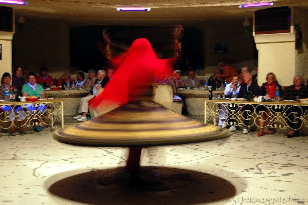 Things to do in Cappadocia, turkish dance