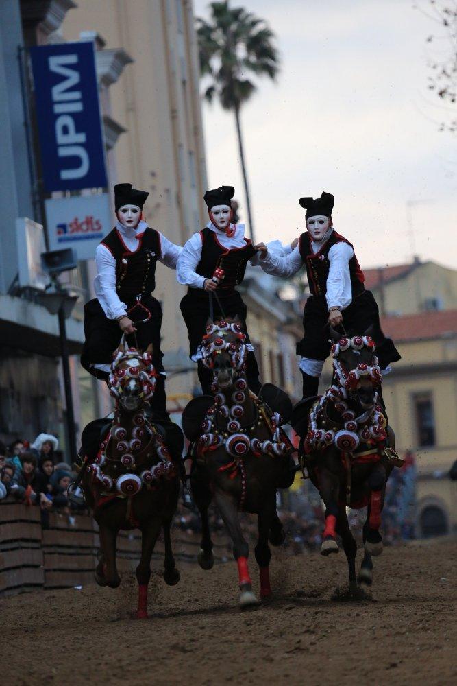 Horse tournament