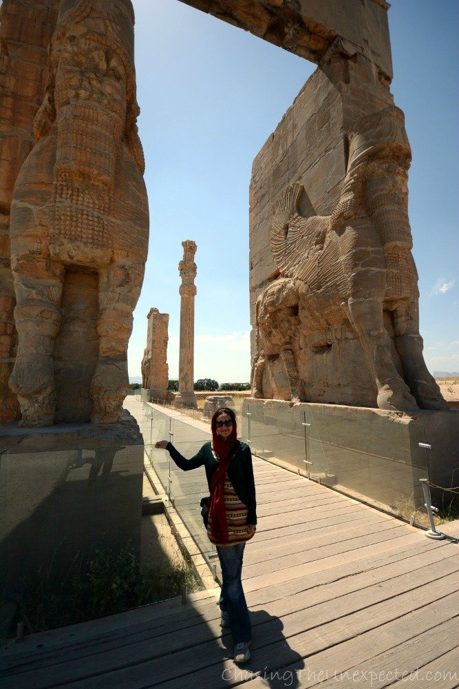 women's travel in iran