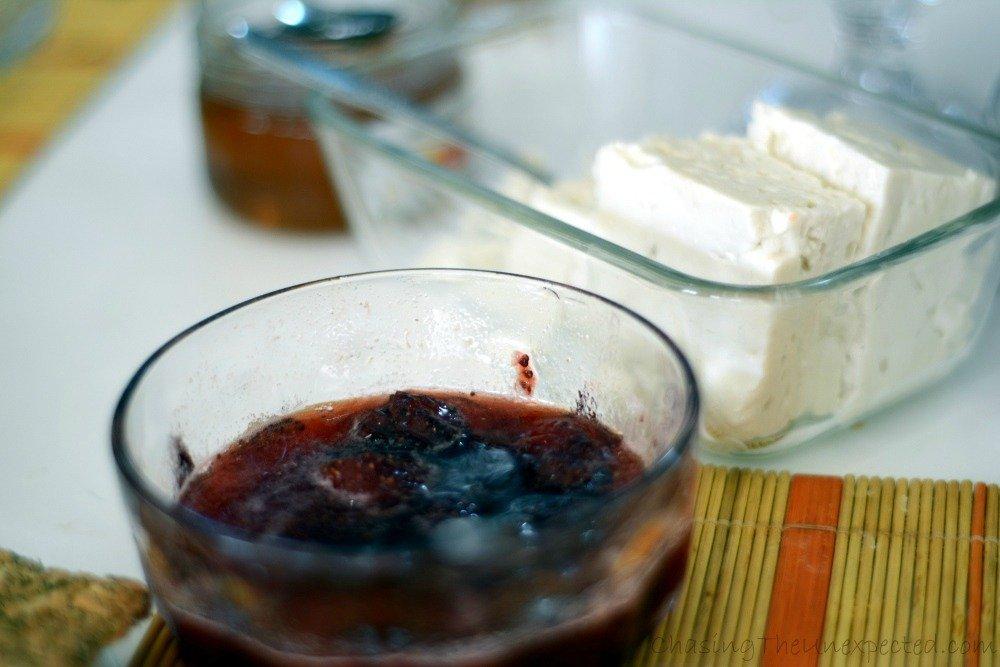 Delicious homemade strawberry jam