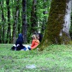 Picnicking in Iran