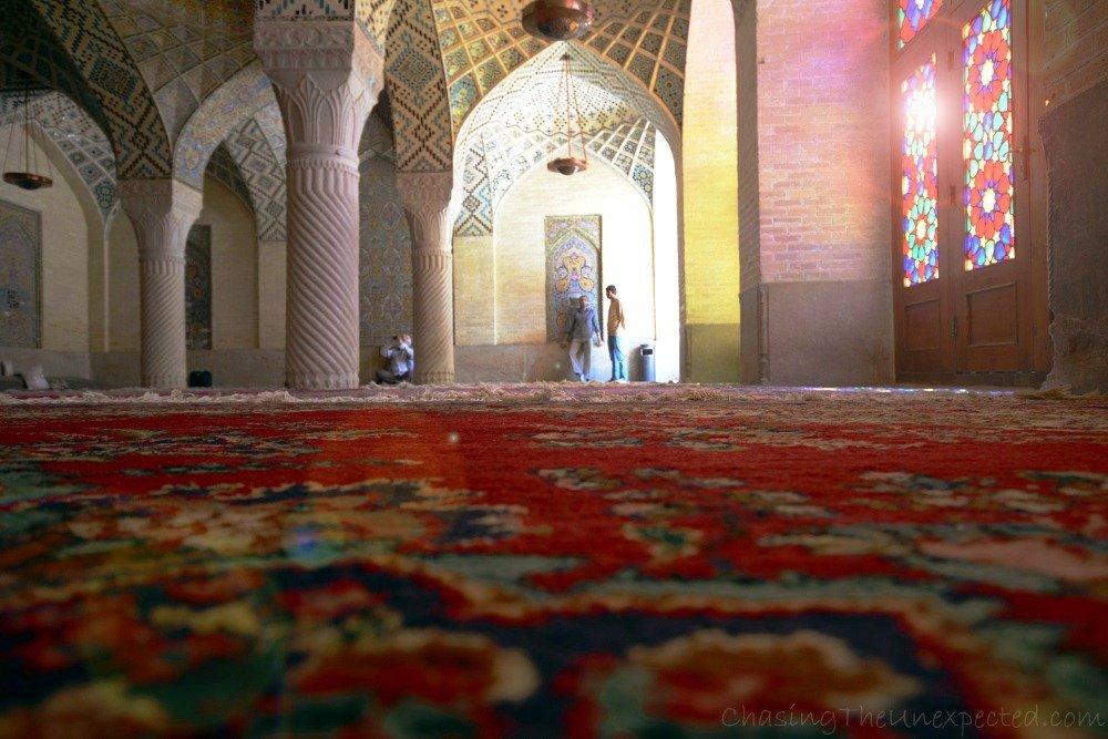 14-nasir al-mulk interior