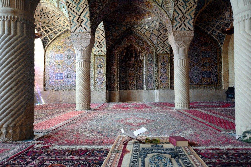 nasir al-mulk interior