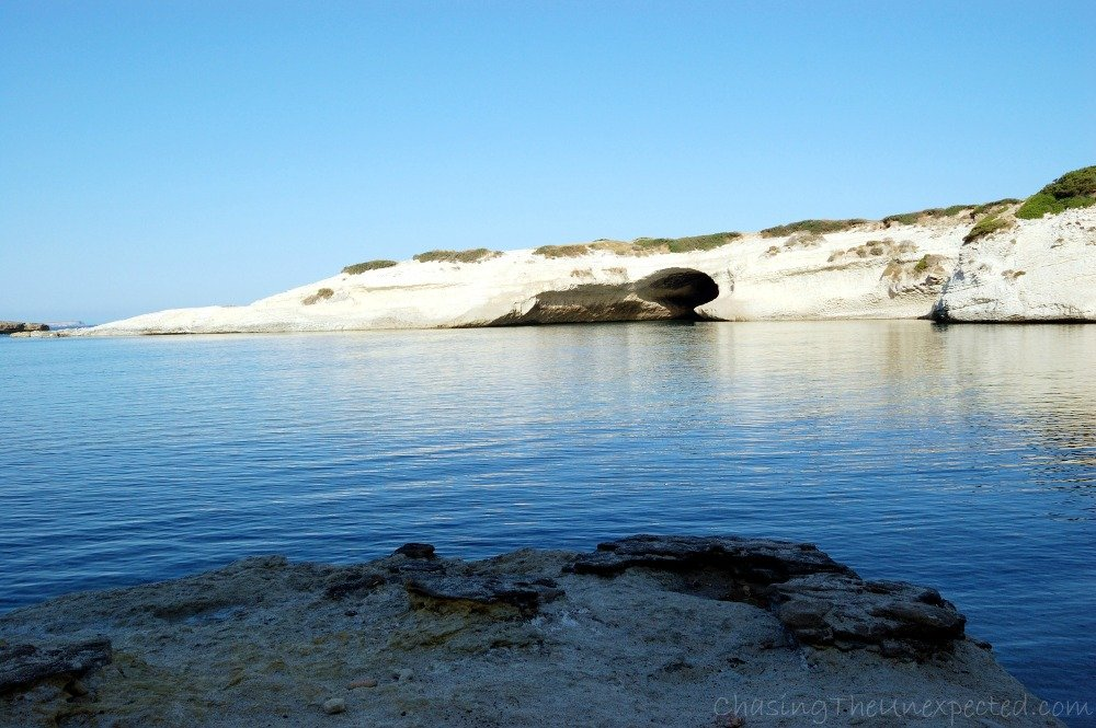 S'Archittu secluded little beach another side of the real Sardinia