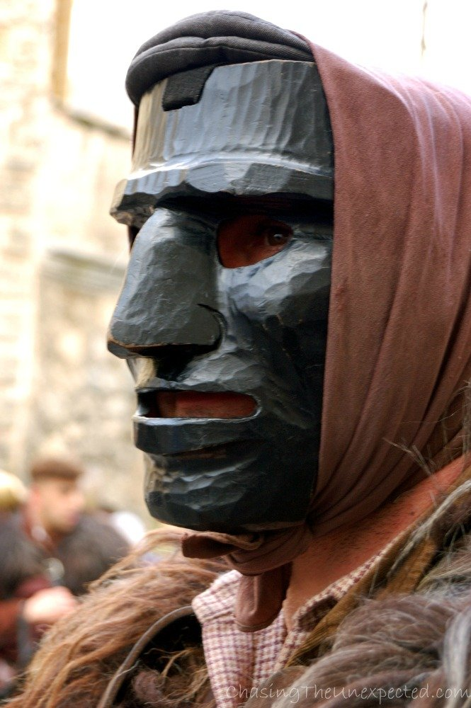 The mask of the Mamuthones in Mamoiada during Carnival, a holiday to discover the real Sardinia