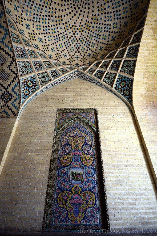 9-nasir al-mulk interior