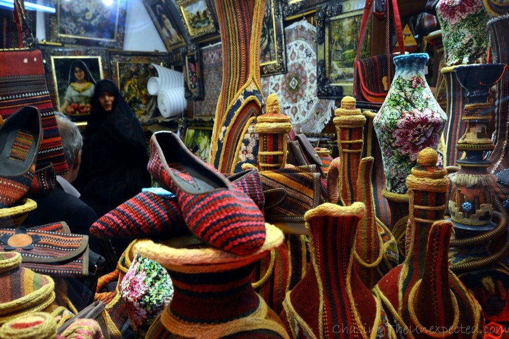 Iran bazaars: where are the best ones and why visit them