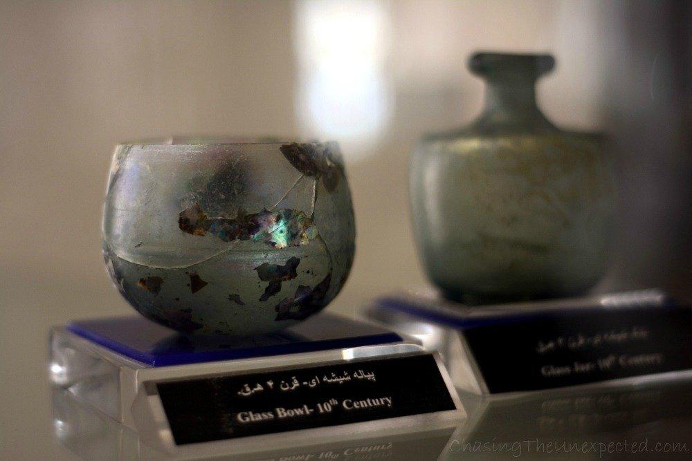 Ancient findings at Tabriz Azerbaijan Museum