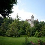Romanian folklore around Transylvania's Bran Castle