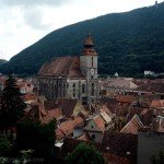 Stepping back in medieval Europe between Brasov and Rasnov
