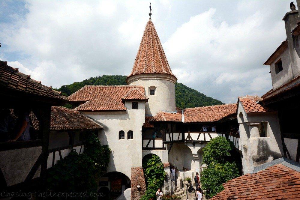4-bran castle
