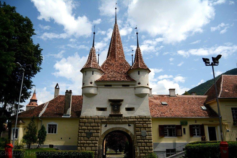 Ecaterina's Gate