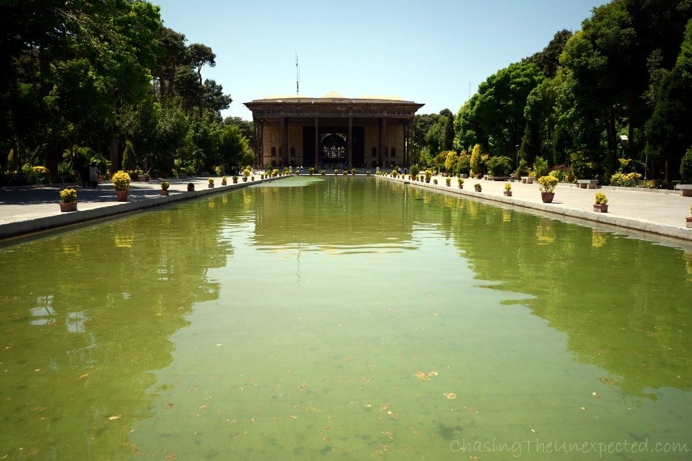 Image: Chehel Sotoun pavilion a must see in Isfahan