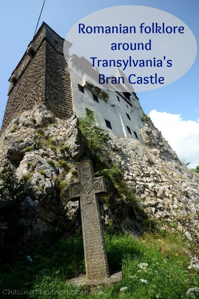 Bran Castle in Transylvania, Romania
