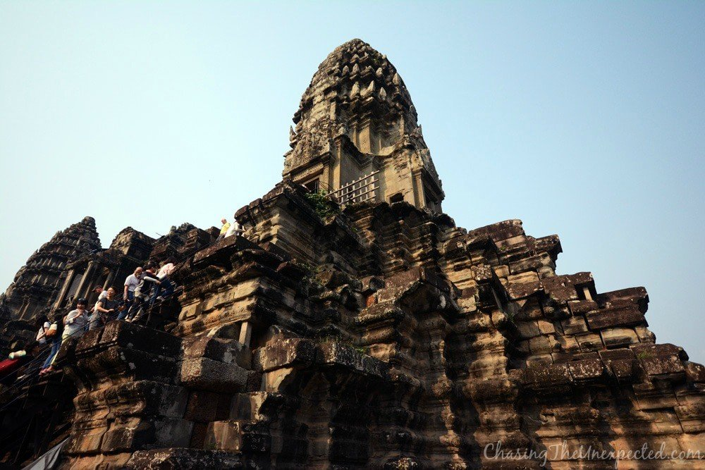 More from Angkor Wat majestic ruins