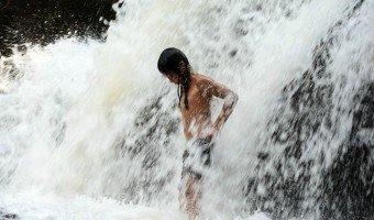 The nature and sacred waters of Phnom Kulen National Park