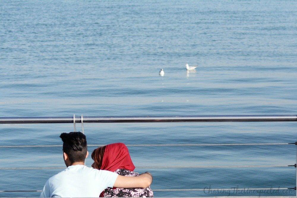 tehran chitgar lake