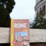 Exploring Rome like a tourist with Marco Polo Guidebooks