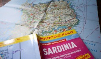 Discovering my hometown Sardinia with Marco Polo Guidebooks