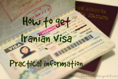 How to get an Iran visa