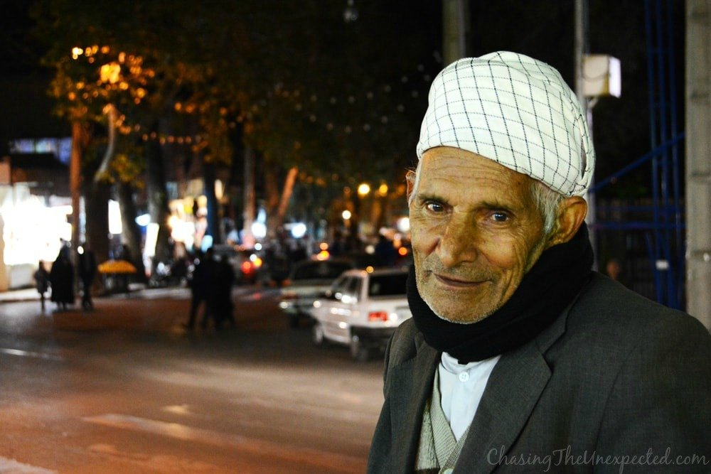humans of iran