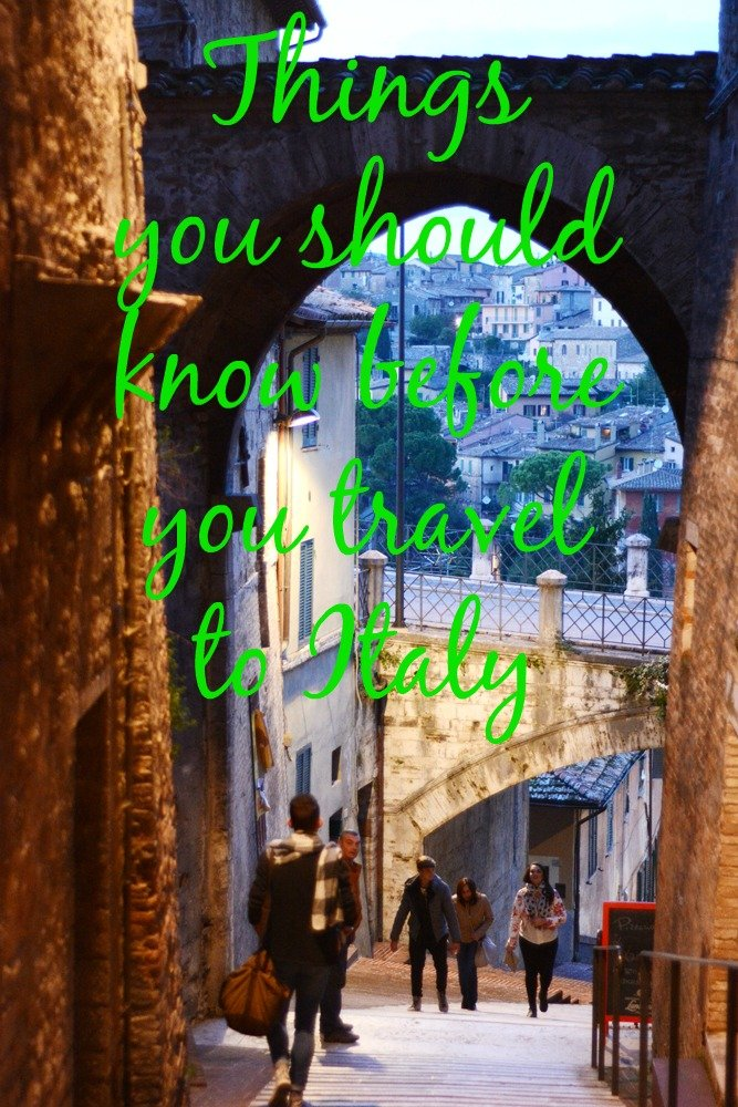 you should know before you travel to Italy