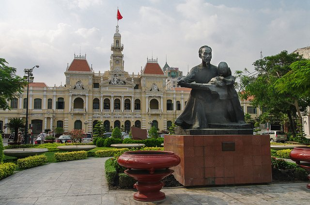 What to do in Ho Chi Minh