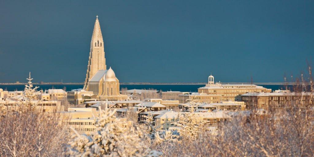 Reasons to visit Iceland - Reykjavik