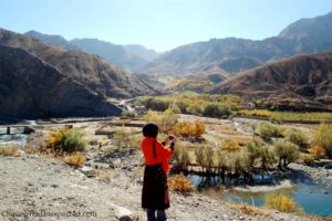 Photographing Panjshir Valley, Afghanistan