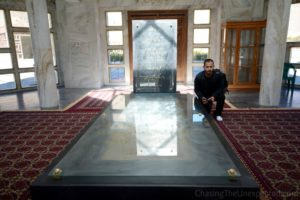 Massoud mausoleum in Panjshir Valley