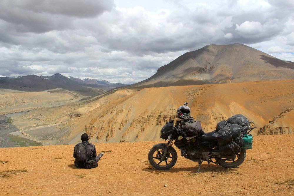 Ali's tips for a motorcycle trip around india