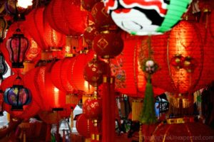 Business travel in Singapore, Chinatown