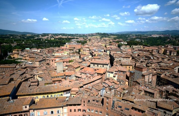 Tuscany tours: day trip from Florence to Siena