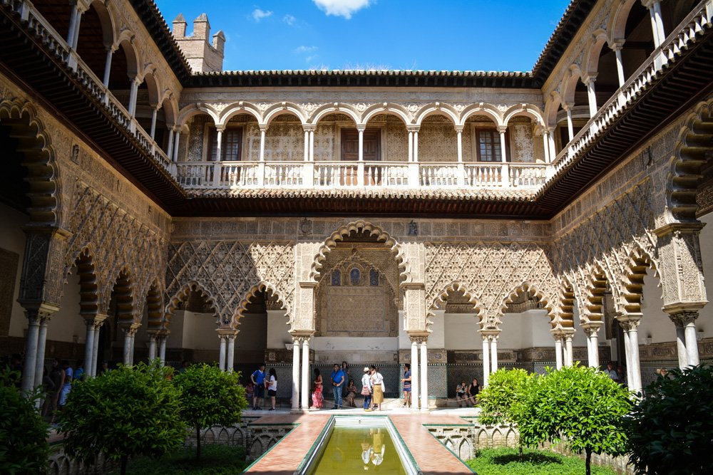 Tour Andalusia to discover Spanish history and culture