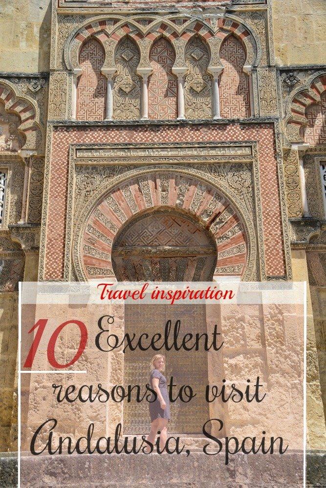 Tour Andalusia to explore Moorish Spain
