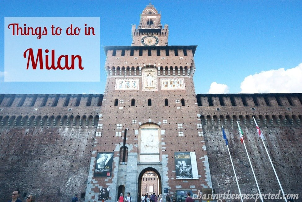 Things to do in Milan