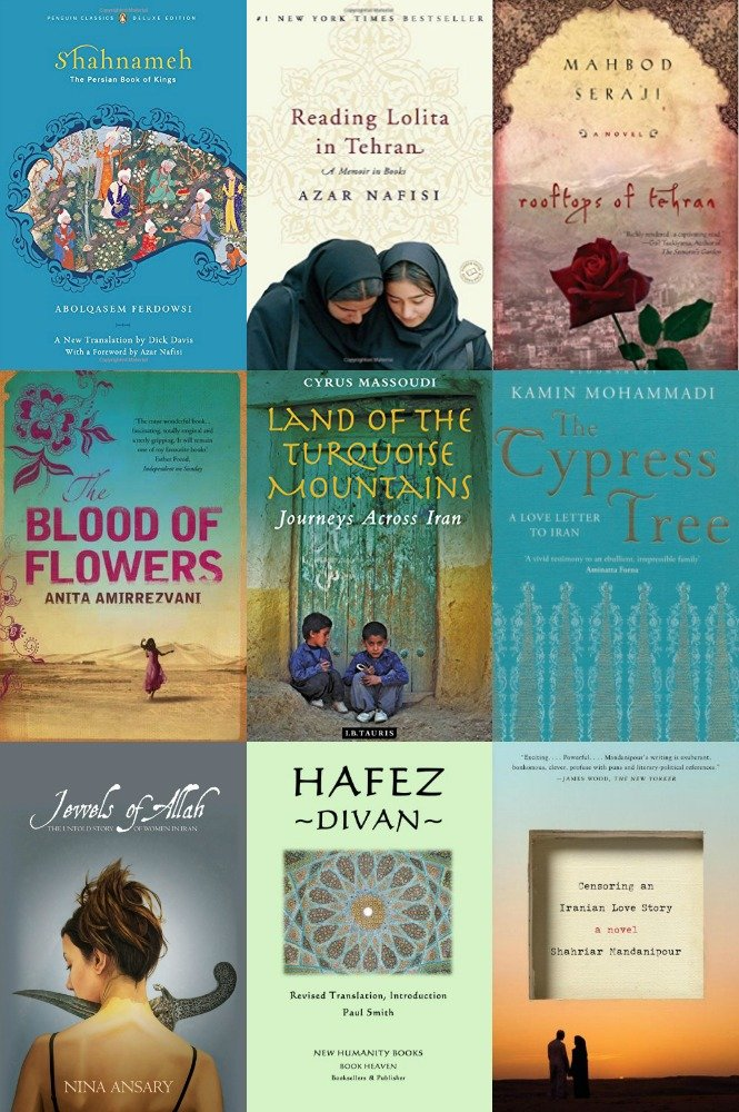 Tea, revolution and lost love: 10 books on Iran you should read before traveling