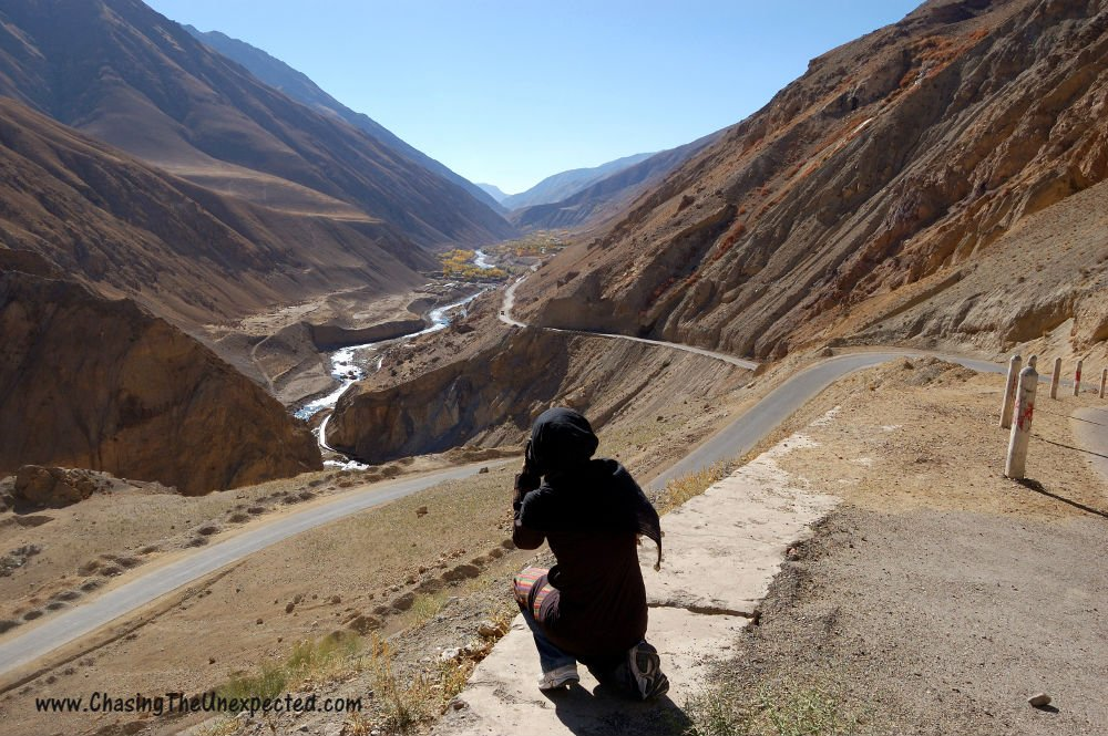 Women's travel to Afghanistan