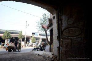 History of Afghanistan, Herat bazaar