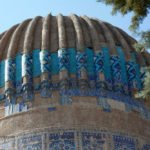 History of Afghanistan, the tomb of Queen Goharshad Begum in Herat