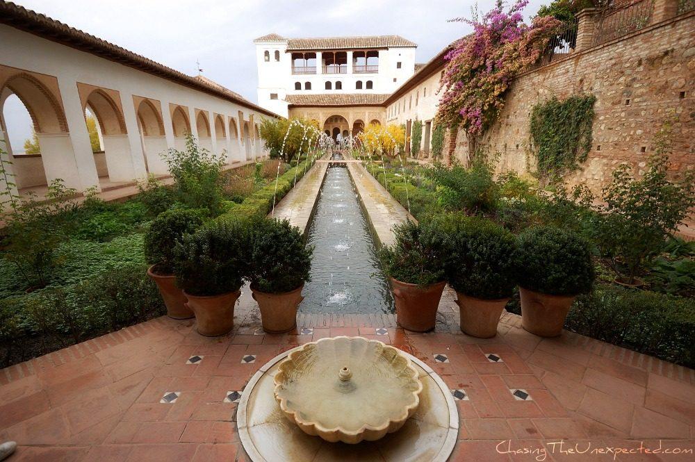 Top reasons to visit Granada