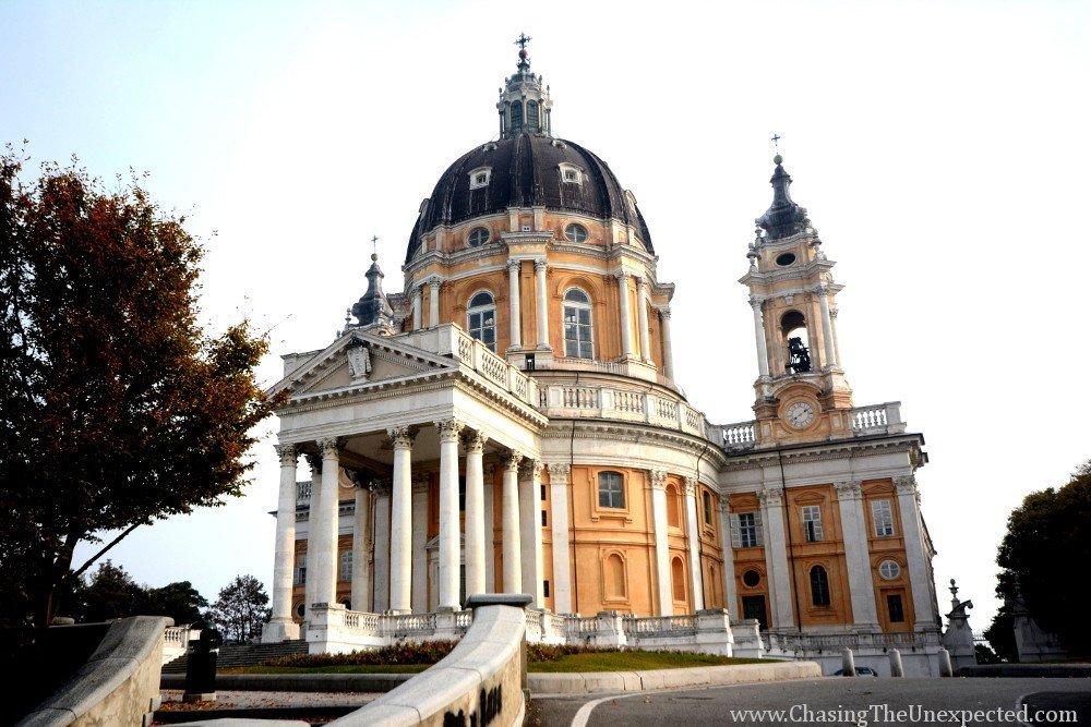 superga basilica turin