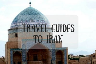 Travel guides to Iran