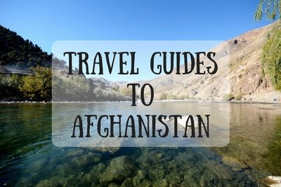 Travel guides to Afghanistan